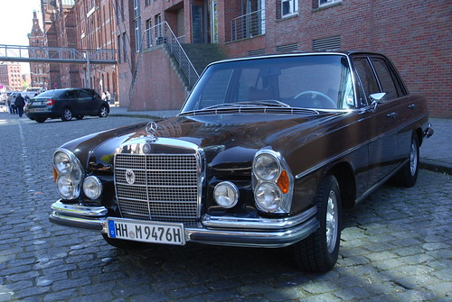 Classic Car Mercedes