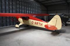 G-ARTH Piper PA-12 [12-3278] Popham 050518