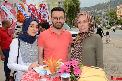 Beyza Gökgül, Ahmet Reha Gökgül, Merve Yiğit Gökgül.