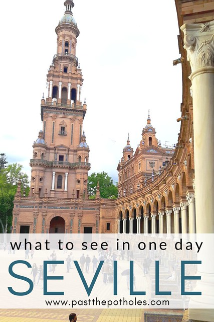 Seville Spain in one day