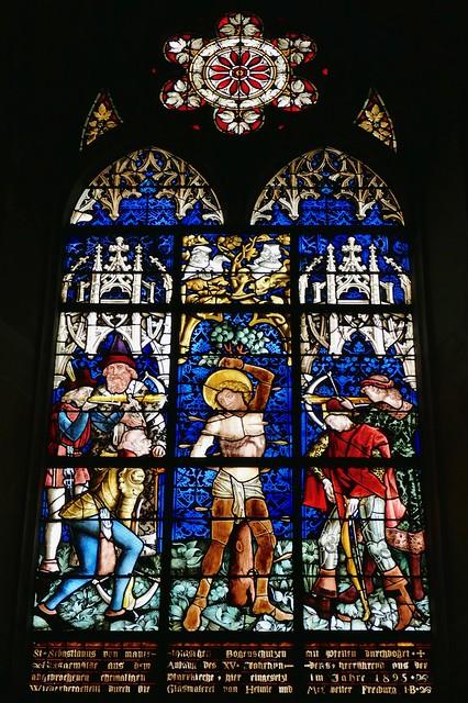 Sts.-Pierre-et-Paul - Obernai (Alsace), France - 1020753rt_1020752