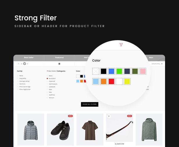 Antive - Minimal and Modern WooCommerce AJAX Theme (RTL Supported) - 5