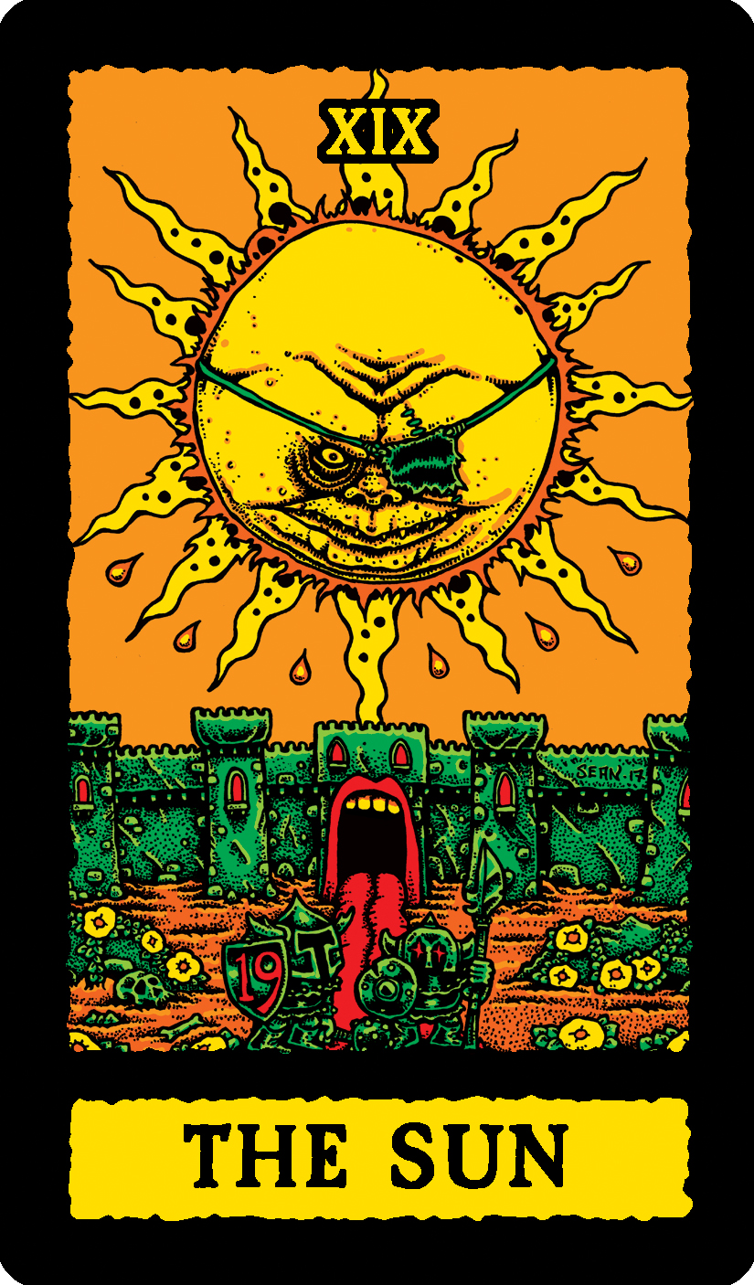 Sean Aaberg - THE SUN