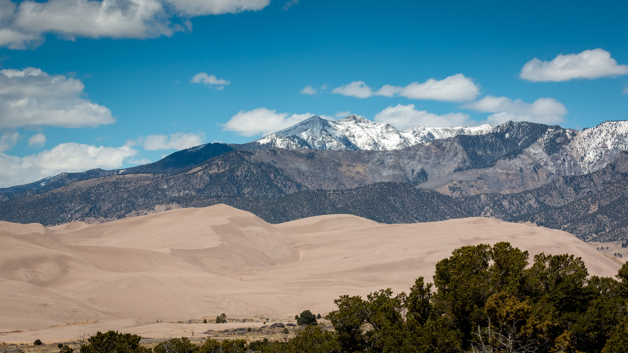 Great Sand Dunes - Colorado - [USA]