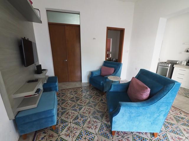 土, 2018-03-03 18:33 - メリダのAirbnb Casa Coco