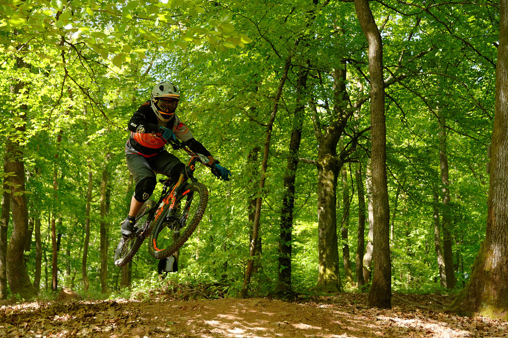Enduro du Lion VTT
