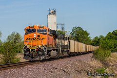 BNSF 6060 | GE ES44AC | BNSF Birmingham Subdivision