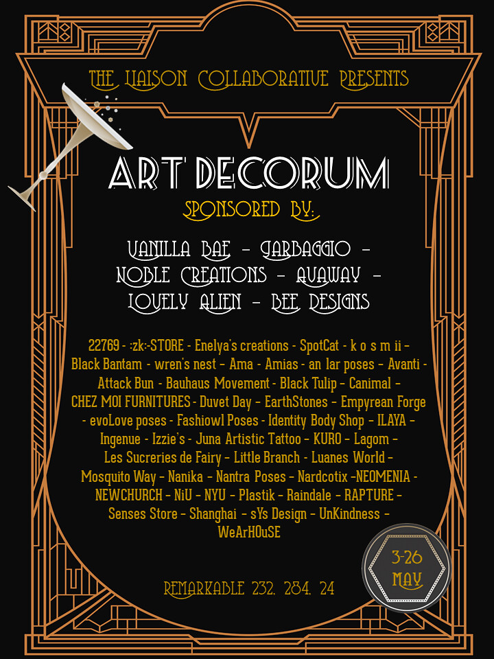 The Liaison Collaborative – May 2018 – Artful Decorum