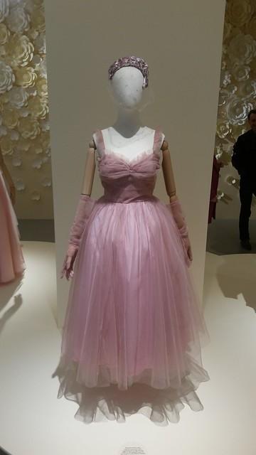 Бальное платье в стиле New Look из розового тюля