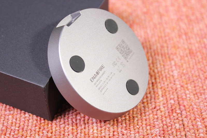 EnafFire Qi充電器 開封レビュー (15)