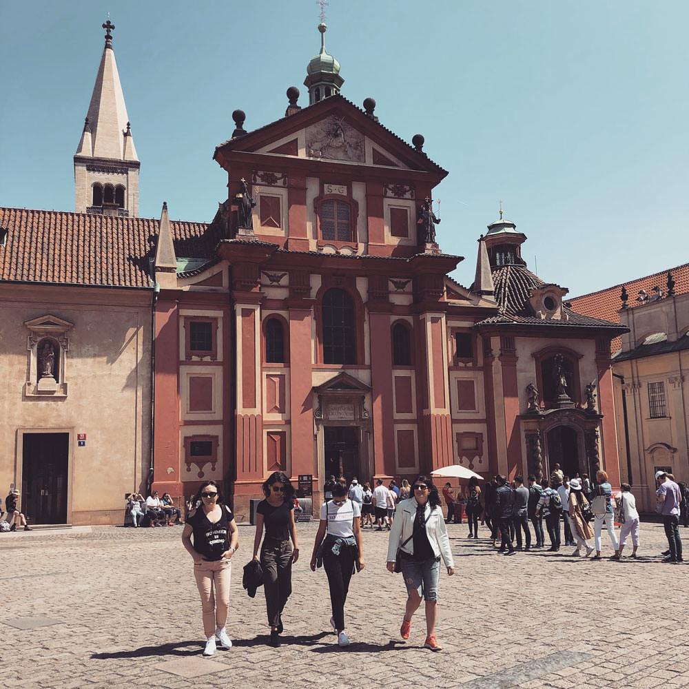 Ein Wochenende in Prag
