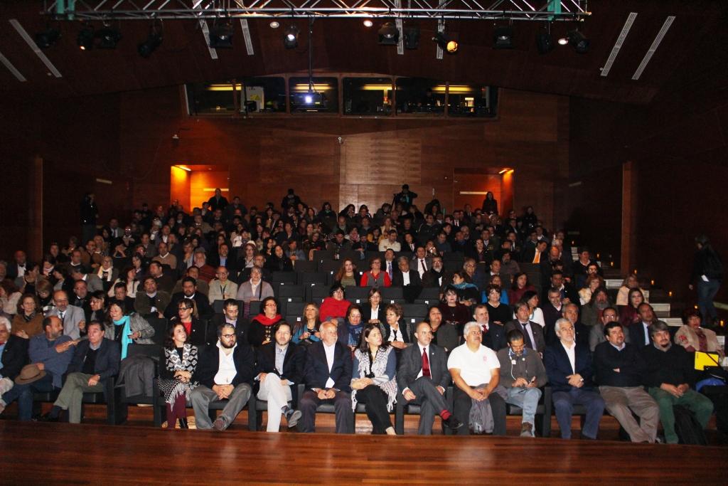 ANEC presente en acto solemne 75º Aniversario ANEF - 14 Mayo 2018