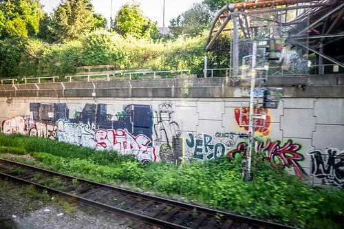Graffiti in Vancouver