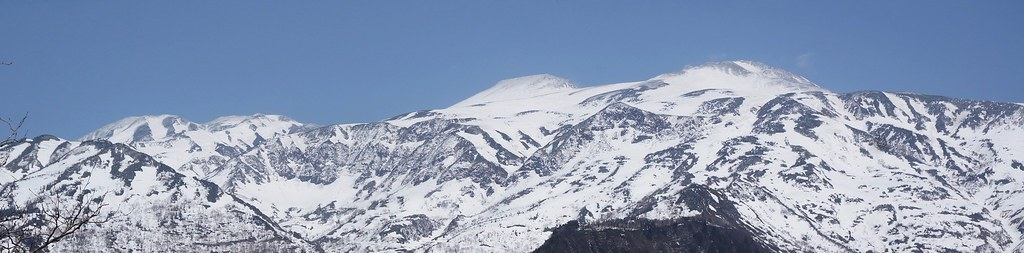 HAKUSAN Mautain range