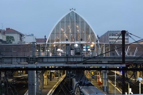 Gare Montpellier-Saint-Roch - Montpellier, France