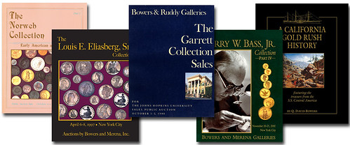 Bower Great Collections catalogs