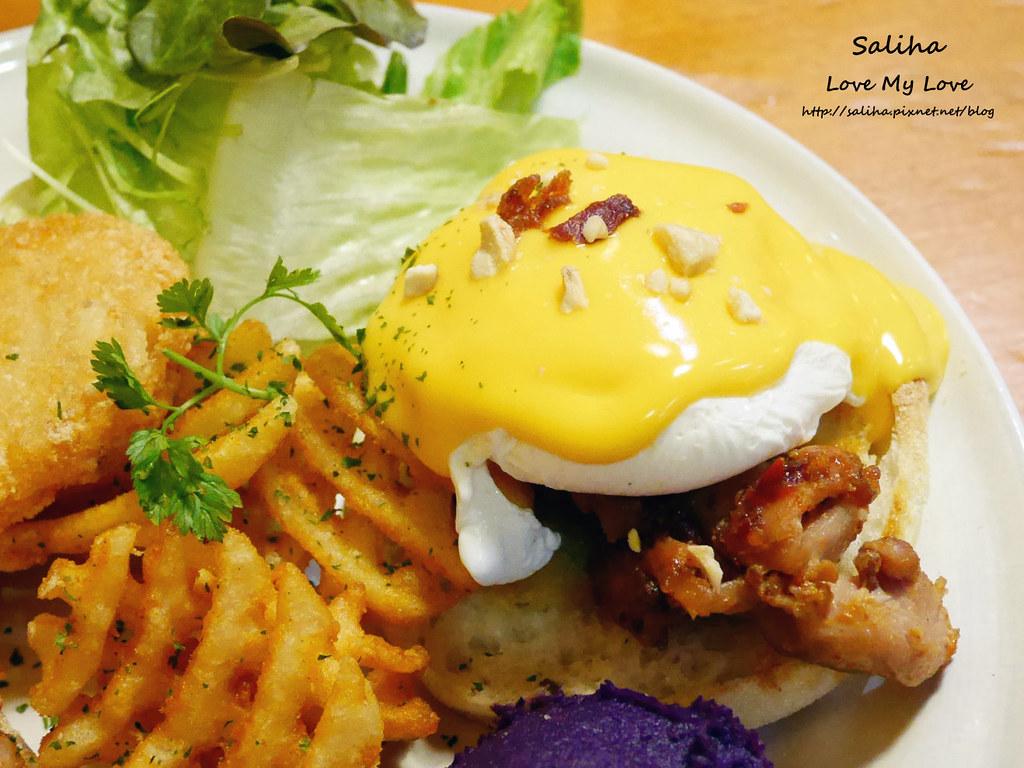 貳樓餐廳師大店早午餐好吃 (2)