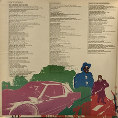 CURTIS MAYFIELD:BACK TO THE WORLD(JACKET C)