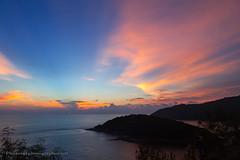 Sunset at Promthep Cape, Phuket, Thailand