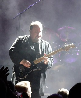 Marillion at The Colston Hall, Bristol, UK, April 17 2018.