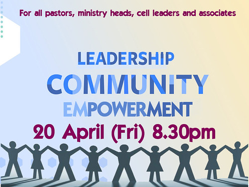 leadership community empowerment