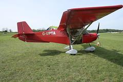 G-UPTA Best Off Skyranger (BMAA HB 488) Popham 040514