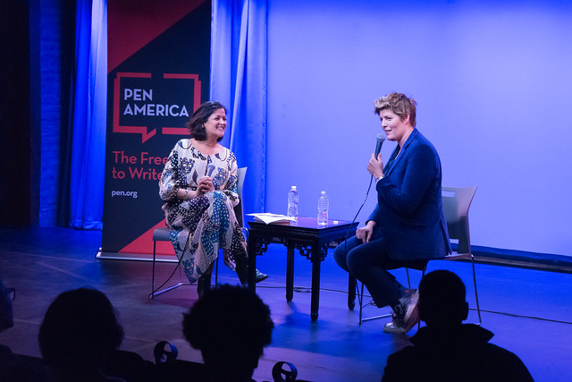 2018 PEN World Voices Festival: PEN Out Loud: The Opposite of Hate