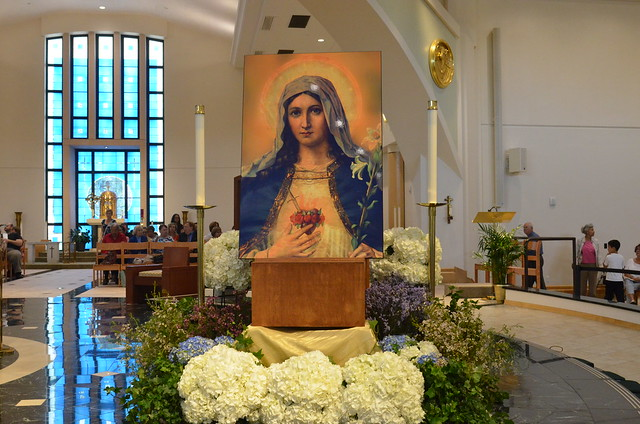 2018 Consecration of the Diocese to the Immaculate Heart of Mary