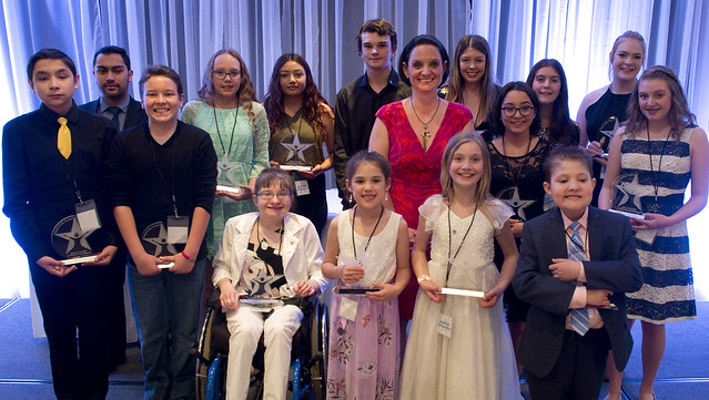 Young Albertans recognized with Great Kids Award
