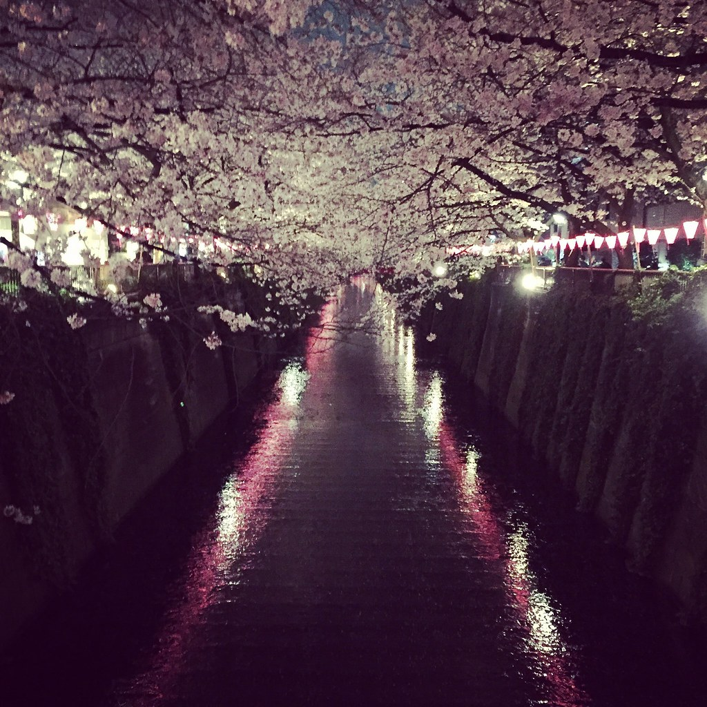 At Meguro