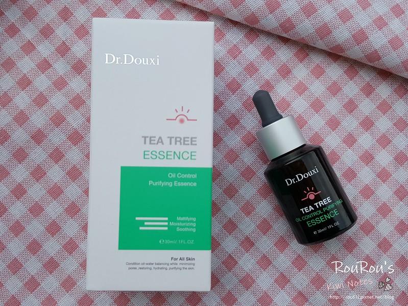 DR.DOUXI茶樹控油淨化凝露×茶樹遮瑕調理霜4