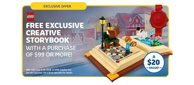 LEGO Creative 40291 Storybook - pierwsze zdjęcie