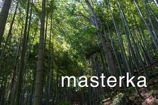 小机城の竹
