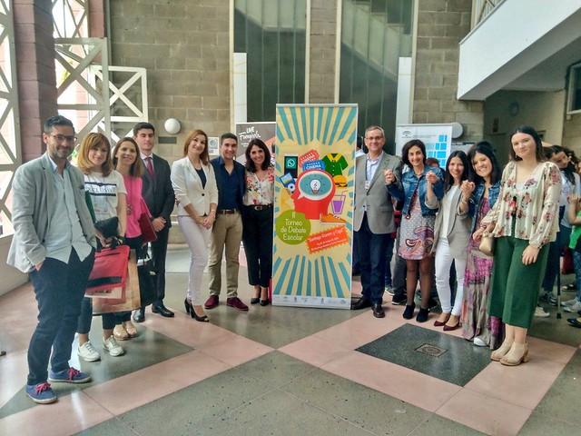 II Torneo de Debate Escolar IES Santiago Ramón y Cajal