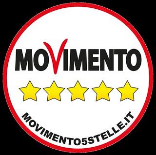 logo m5s ok