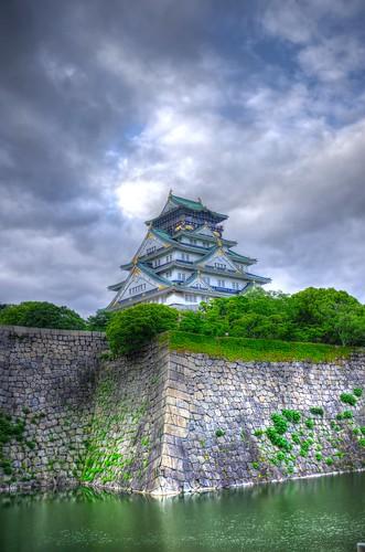 Osaka Castle in morning on 20-05-2018 (7)