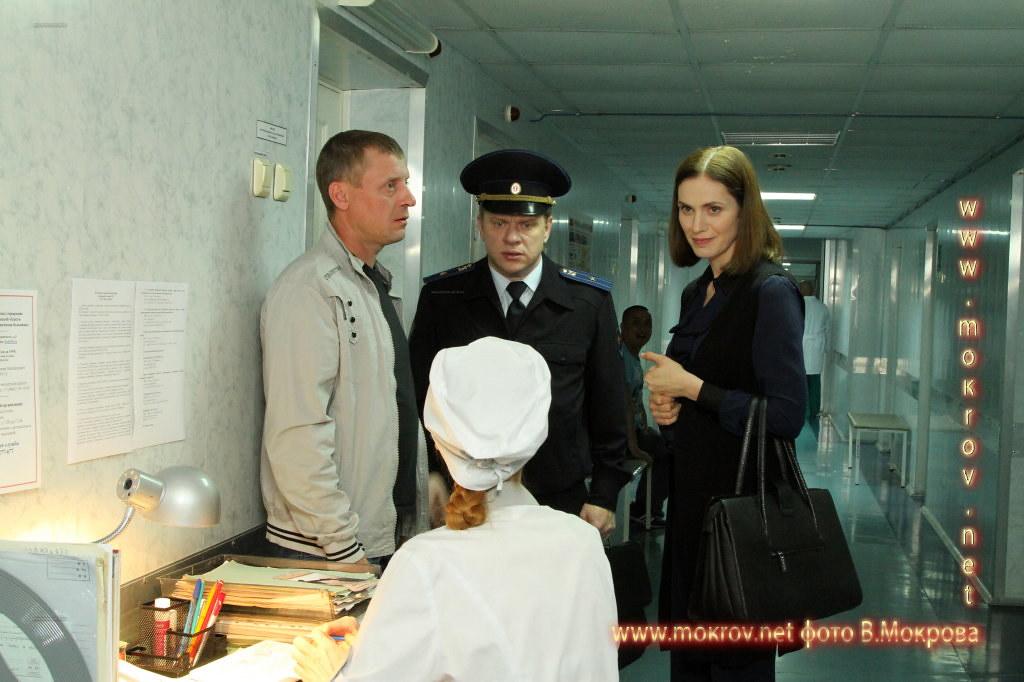 Тара Амирханова - Актриса сериала «Морозова сезон первый»