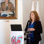 Seg, 16/04/2018 - 09:57 - A 7.ª edição da Semana Internacional decorreu entre 16 e 20 de abril, no âmbito do Programa de Mobilidade Internacional Erasmus+, com o objetivo de promover a troca de experiências e boas práticas de trabalho entre colegas de instituições de ensino superior, de 20 países europeus.