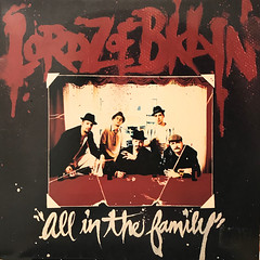 LORDZ OF BROOKLYN:ALL IN THE FAMILY(JACKET A)