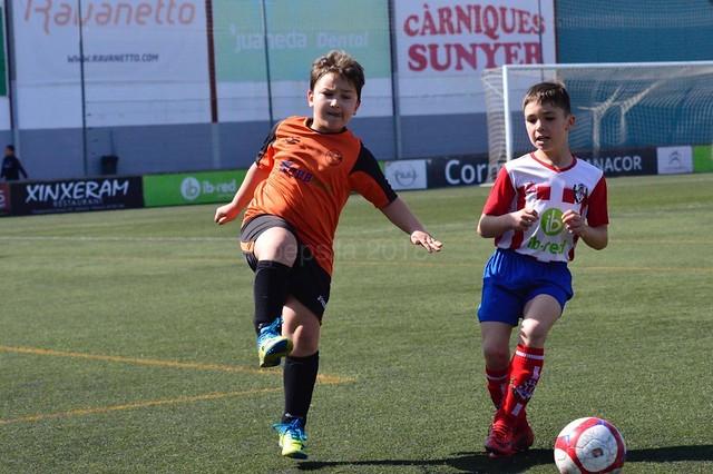 Benjamines Primer Año Mallorca (Gr. D): Manacor 8 – 0 Juventud C'an Picafort
