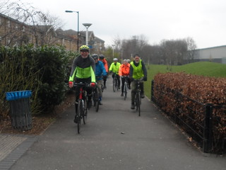 South London Parks Ride 14