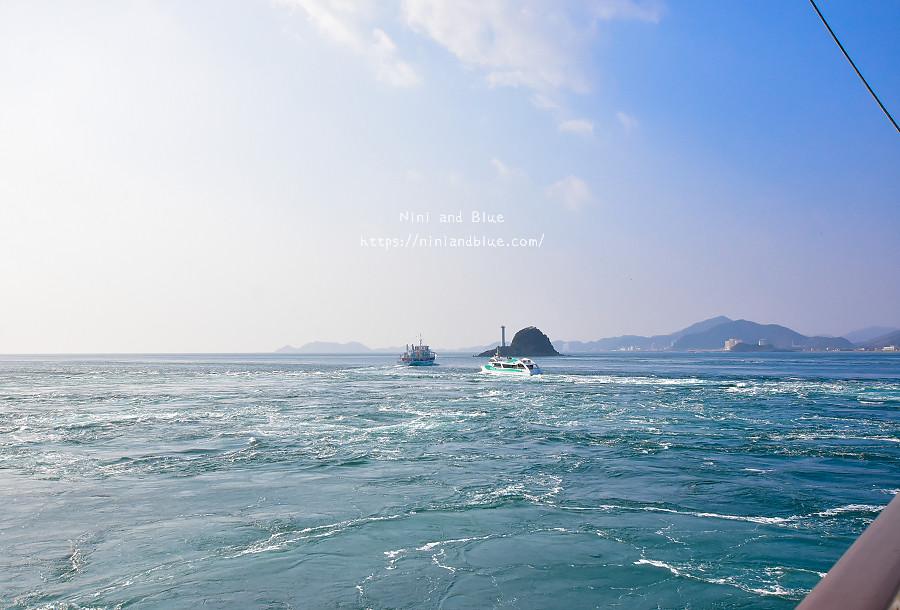 日本 鳴門漩渦 渦潮 淡路島 景點13