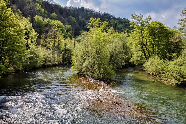 Rijeka Kupa uzvodno od, Canon EOS 5D MARK II, Canon EF 24-105mm f/4L IS USM