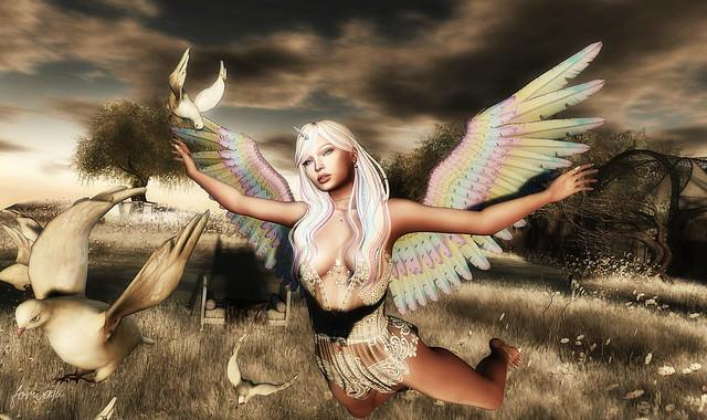 The Flock - mystical fae