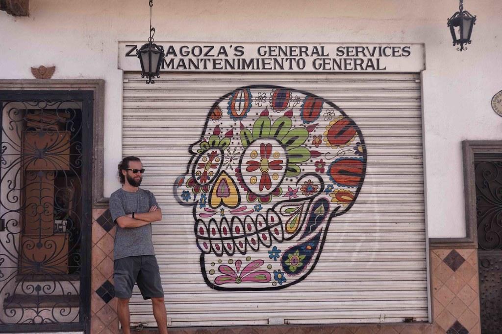 Ajijic - Street Art - Flo