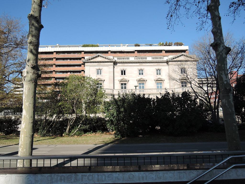 Барселона: монастырь Педральбес (1)