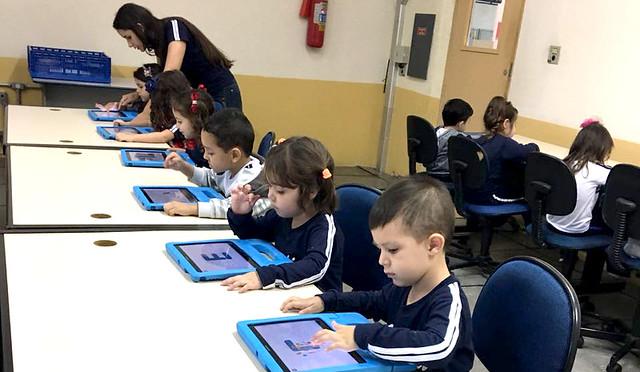 Itapeva - Infantil 3 - Tablet