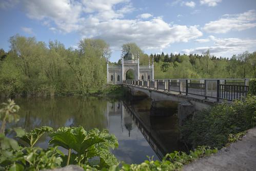 River Fuiske and Dromana gateway