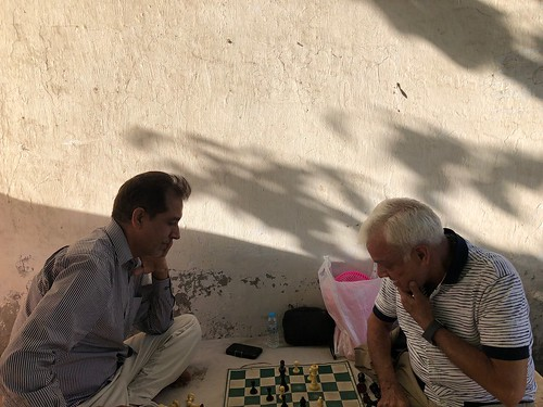 City Life - The Sunday Chess Players, Chirag Delhi