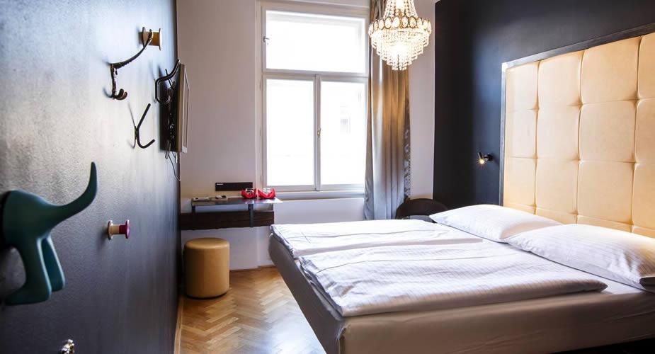 Leuk budgethotel in Praag: Sophie's Hostel, Praag | Mooistestedentrips.nl